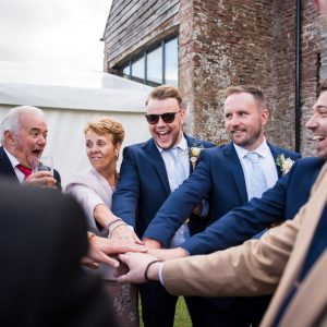 Grendon Court Barn Wedding Reception Venue Hire