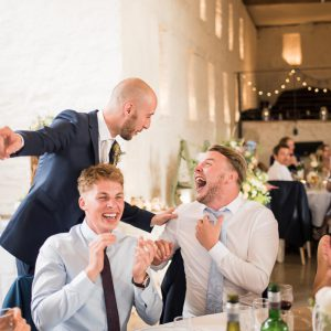 A Rustic Grendon Court Ban Wedding