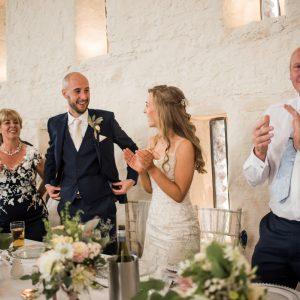 Grendon Court Barn Wedding Reception Hire