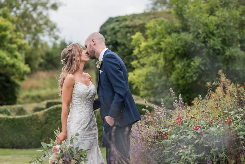 Weddings at Grendon Court Barn
