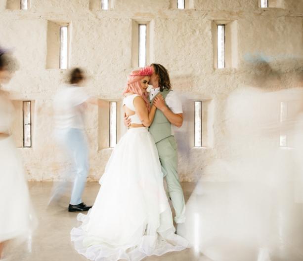 Grendon Court Rustic Weddings