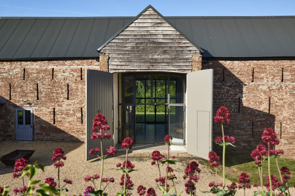The Barn at Grendon Court