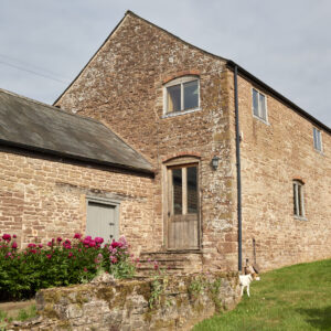 The Granary at Grendon Court in Herefordshire