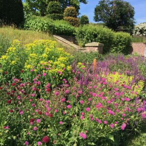 Grendon Court Gardens Hereford