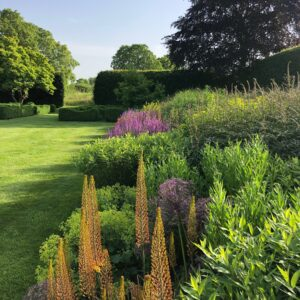 Grendon Court Gardens created by Tom Stuart-Smith